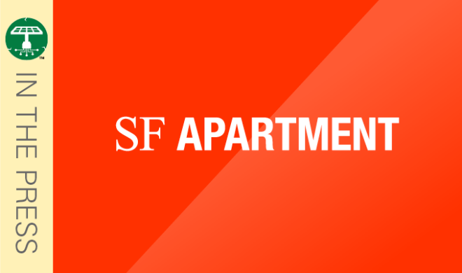 SF Apartment: Large and Charged